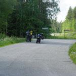 auf dem Weg nach Seinäjoki
