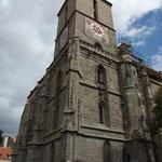 """RO - """"schwarze Kirche"""" in Brasov"""