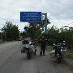 GEO - Grenze nach Aserbaidschan
