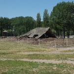 Auschwitz-Birkenau - Gaskammer