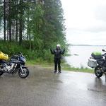 auf zur russischen Grenze