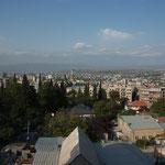 GEO - Blick über Tbilisi