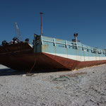 IR - am Urmia Lake