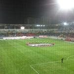 AZ - Fussballabend, Dortmund gegen Gabala