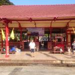 THA - am Bahnhof in HuaHin