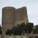 AZ - Baku, Maiden Tower