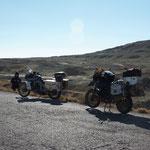 IR - Ausritt in die Kavir-Wüste (militärisch irgendwie)