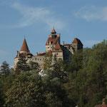 RO - Dacula-Schloss in Bran