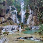 Luang Prabang - Tat Khouang Si