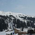 Bernardino Pass (Tunneleingang Nordrampe)