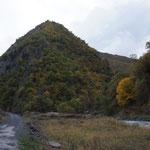 GEO - zurück von Shatili