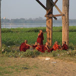 MMR - Mandalay, U-Bein-Bridge