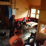 Camping Oktedalen - wenn drei Leute ne Hütte für zehn beziehen
