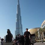 V.A.E. - Burj Khalifa, 828m Höhenwahnsinn