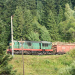 UA - Zug in der Ukraine