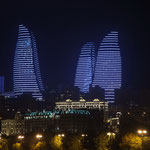 AZ - Baku Flame Towers