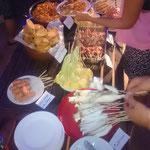 THA - Ankunft in Bangkok mit BBQ-Empfang