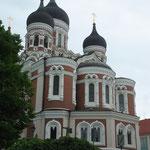 Tallinn -  Aleksander Nevski Kathedrale