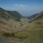 RO - Transfagarasan - Nordrampe, die schönste Straße der Welt, wenn auch nicht die beste