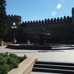 AZ - Baku Old City Wall