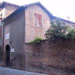 Aedes Muratoriana, Modena