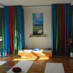 Yoga-Raum im Lotuszentrum