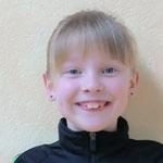 Anna Patricia Zenker 10.Platz in Mahlow (Kategoroie Talent 8-11)