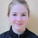 Lisa Schlotte 1.Platz in Mahlow.(Kategorie Basics Einzel 12-14)