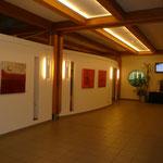 Ausstellung im Commundo-Hotel Ismaning