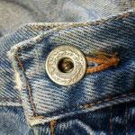 ジーンズトップボタン付け AFTER 様々なジーンズ用ボタンを取り揃えております。