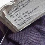 """vintagestock """"G-1 flight jacket"""" deadstock リブ"""