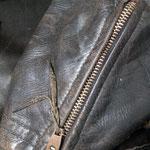 ラングリッツキャスケード袖口 AFTER 手縫いで一針一針縫い付け仕上げます。