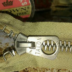 """vintagestock """"talon hookless zipper"""""""