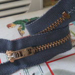 "vintagestock ""talon zipper"""