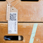Möbel aus Turngeräten - Detail