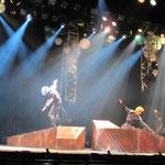 SHATNER of WONDER『ロボ・ロボ』舞台写真