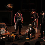 『R.U.R.ロボット』舞台写真(2014)