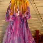 Kirsten Keulen, Textilkunst aus Maisstärkefolie
