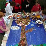 Gemeinschaftsarbeit Grundschule Sietland