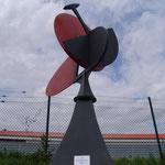 Bernward Frank, Wind-Taumelscheibe
