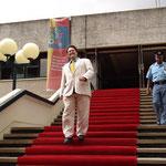 Samuel Fleiner  in Nairobi 2006