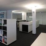 Büromöbelausstattung Ingenieurbüro Berlin, Architekt: Andreas Thiele, Foto: Gränz Innenausbau