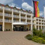 Maritim Hafenhotel (Rheinsberg), Foto: Gränz Innenausbau