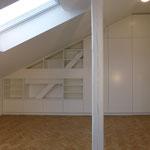 Wohnküche seidenmatt (Weimar); Foto: Gränz Innenausbau