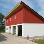 Fassade, Foto: Gränz Innenausbau