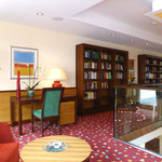IFA Hotel (Graal Müritz) Bibliothek, Foto: Gränz Innenausbau