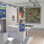 Ausstellung Schloßmuseum (Bleckede), Foto: Gränz Innenausbau