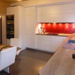 Küche, in Egger Dekor W 980 ST 15, Foto: Gränz Innenausbau