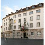 Hotel Elephant (Weimar) Eingangstür, Aussenleuchten ( Art Déco), Foto: insevia GmbH