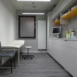 Laborzeile Chirurgische Orthopädische Praxis (Jena), Architekt: GiSi ARCHITECTS, Foto: Gränz Innenausbau